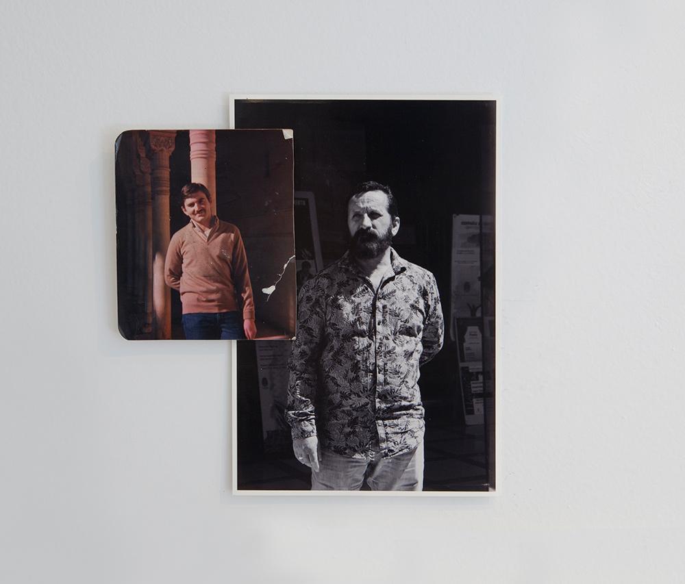 """""""Codo"""", fotografía, 16,5x17 cm. Valle Galera, 2016"""