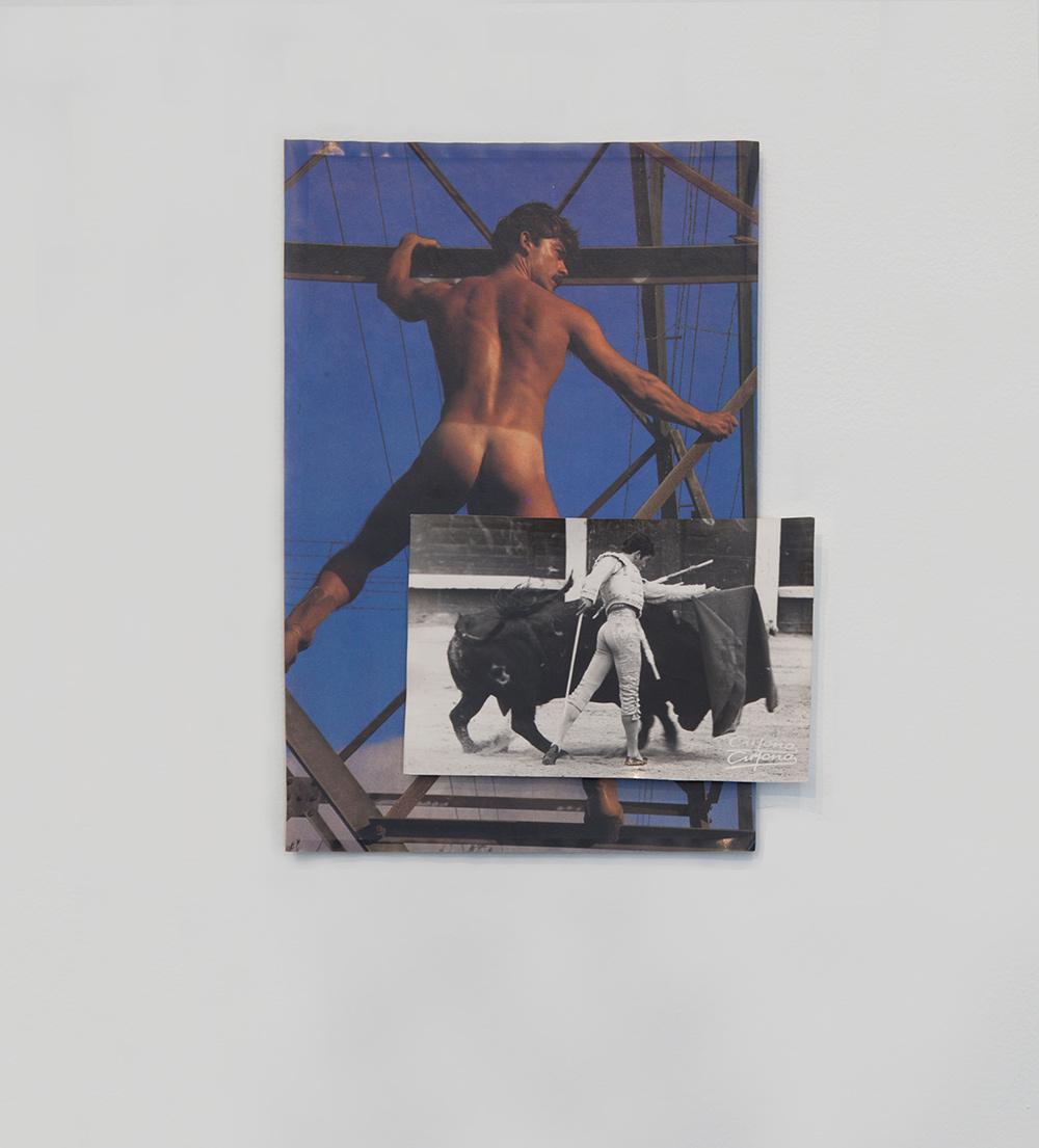 """""""Toreando"""", fotografía, 30x23 cm. Valle Galera, 2016"""