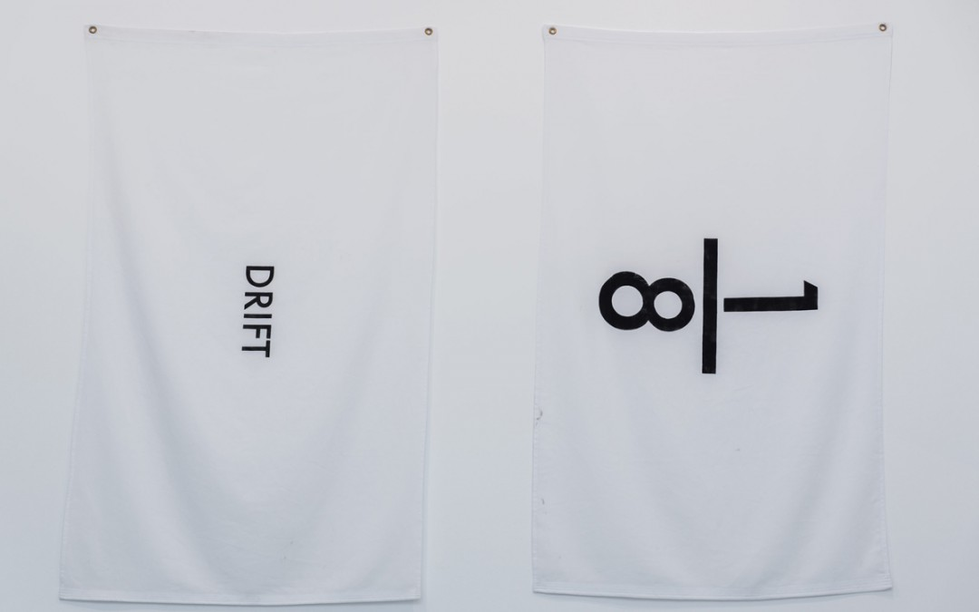 S/T, acrílico sobre tela 148x90 cm c/u. Tito Pérez Mora, 2015