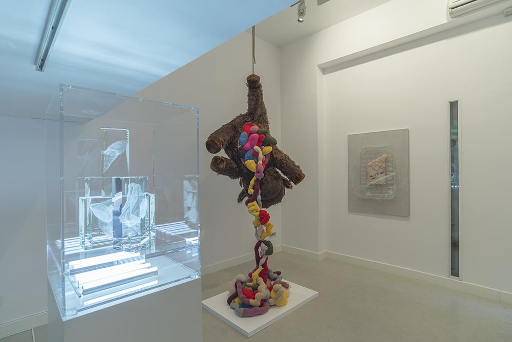 """""""Poliéster: en la flor sintética de la existencia"""", Manuel Franquelo Giner en Twin Gallery"""