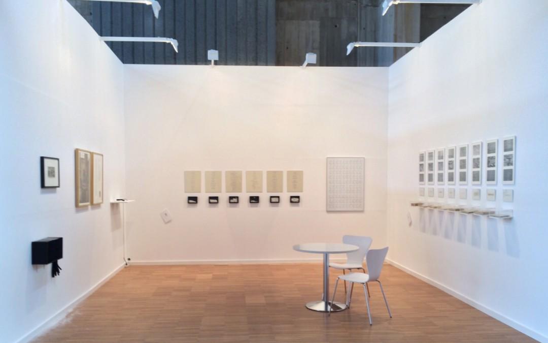 Stand Arte Santander 2015, Marla Jacarilla