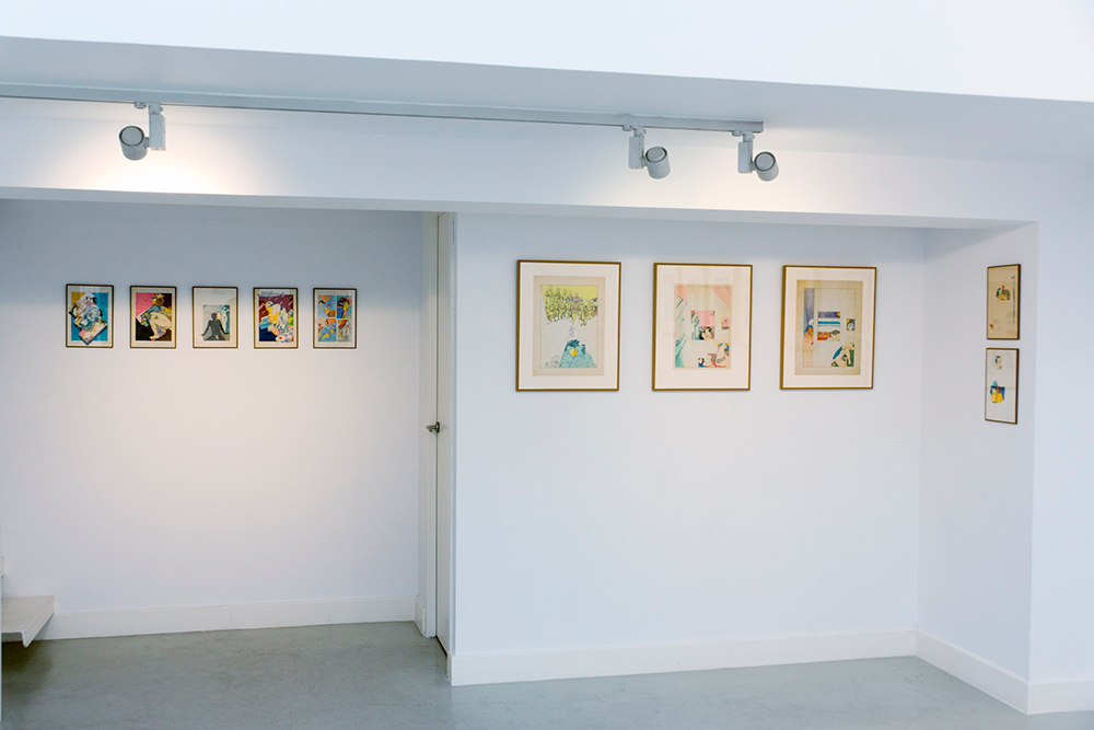 """Hi-ro-shi-ma"", exposición de Jorge Carruana Bances comisariada por Suset Sánchez"